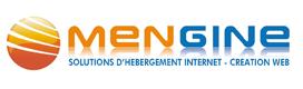 Mengine logo
